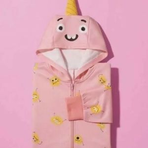 Poppin Cotton Candy Unicorn Limited Edition Onesie